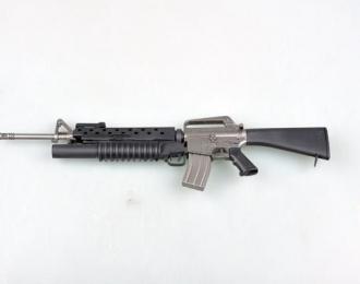 Американский Автомат M16A2-M203