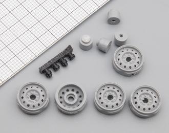 Диски УАЗ-3160, УАЗ-31512, УАЗ-3303 R16с круглыми отверстиями, под оси