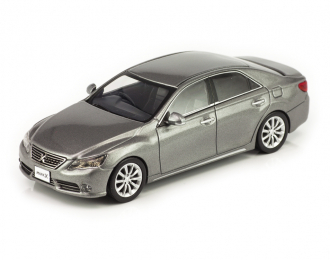 TOYOTA Mark X Premium Early, ice titanium mica metallic