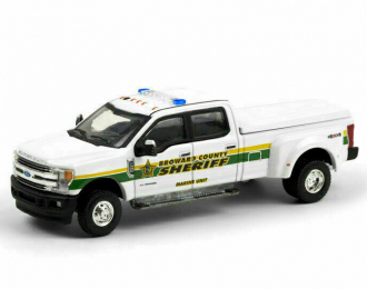 "FORD F-350 Dually ""Broward County, Florida Sheriff's Office Marine Unit"" 2018"