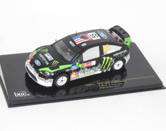 FORD Focus #55 RS WRC08 Monster Energy Rally Mexico 2010 Ken Block