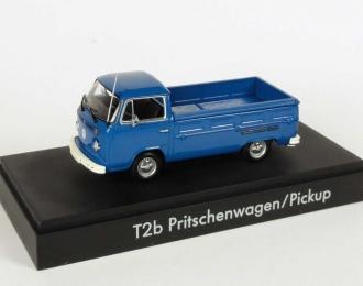 VOLKSWAGEN Т2 Pickup, blue