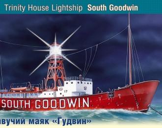 Сборная модель Британский плавучий маяк «South Goodwin»