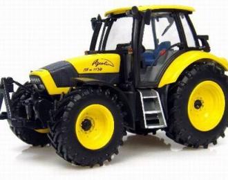 DEUTZ TTV 1130 Rapsolschlepper (2009), yellow
