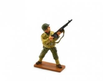 Рейнджер армия США Нормандия 1944