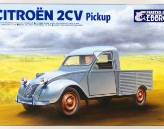Сборная модель Citroen 2CV Pick Up