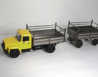 Набор для конверсии Автопоезд ГАЗ-6008 (сельхозвариант)