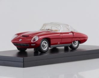 ALFA ROMEO 3500 Supersport Pininfarina RHD (1960), red