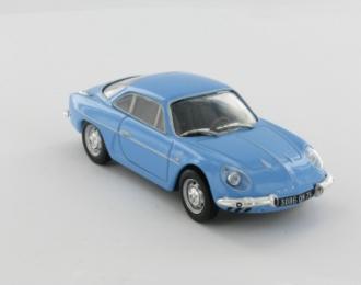 ALPINE A 110 1100 de 1963, серия Alpine and Renault Sportives 24, голубой