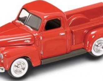 GMC Pick Up (1950), red