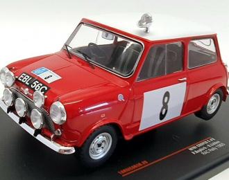 MINI Cooper S RHD #8 BMC P.Hopkirk - H.Liddon RAC Rally