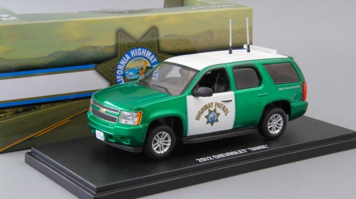 """CHEVROLET Tahoe """"California Highway Patrol"""" 2012 (Greenlight!)"""