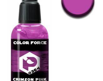 малиново-розовый (crimson pink)