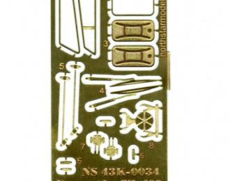 Набор фототравления ЗиЛ-130 от SSM (упрощенный)