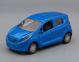 DAEWOO Matiz III, blue