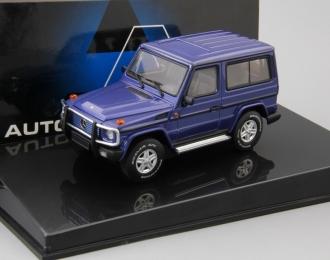 MERCEDES-BENZ G-Wagon SWB (1980-1990), blue