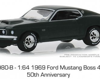FORD Mustang Boss 429 50th Anniversary 1969