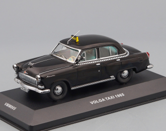 Горький 21 Taxi (1965), черный