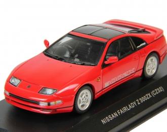 NISSAN Fairlady Z 300ZX (CZ32), red