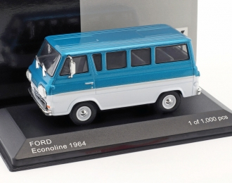 FORD Econoline микроавтобус 1964 Metallic Blue/White