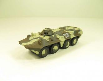 БТР-80 бронетранспортер, Русские танки 5