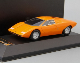 LAMBORGHINI Countach Prototype (1971), orange