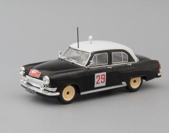Горький-21 ралли Монте-Карло, Автоспорт СССР 4, черный / белый