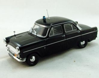 FORD Consul II, Полицейские Машины Мира 19, черный