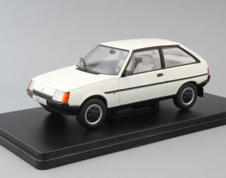"""ЗАЗ-1102 """"Таврия"""", Легендарные Советские Автомобили 35, белый"""