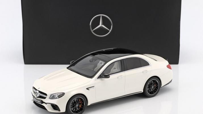 Mercedes-AMG E63 4Matic+ WhiteSeries