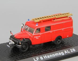 Hanomag AL28 LF8, red