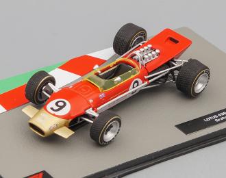 LOTUS 49B  Грэма Хилла (1968), Formula 1 Auto Collection 27