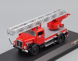IFA S4000 DL Fire Brigade (пожарная лестница) 1962