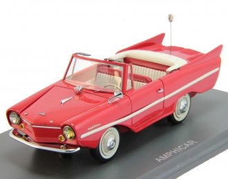 AMPHICAR (1961), red