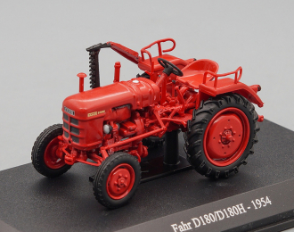 Fahr D180/D180 (1954), red