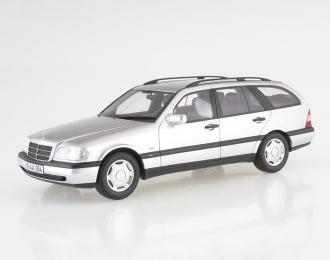 MERCEDES-BENZ C220 T-Model (S202), silver