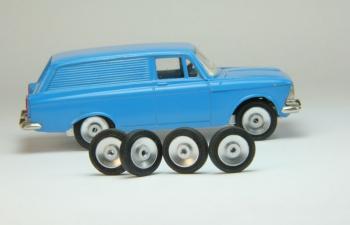 Комплект колес #58 (Москвич АГАТ)