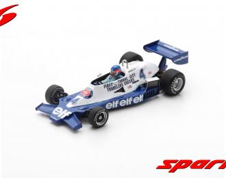 Tyrrell 008 #4 3rd Argentine GP 1978 Patrick Depailler