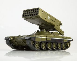 Т-90-ТОС1А Солнцепек, Наши танки 21