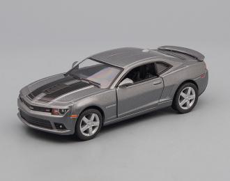 CHEVROLET Camaro (2014), grey / black