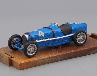 BUGATTI Tipo 59 HP 230 #4 (1933), blue