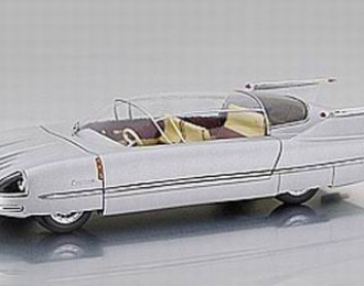 BORGWARD Dream Car (short rear wings) 1955, silver