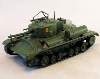 Валентайн МКIII, Русские танки 110