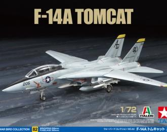 Сборная модель Grumman F-14A Tomcat