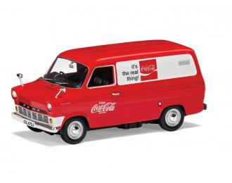 "FORD Transit Mk.I ""Coca Cola"" 1970 Red / White"