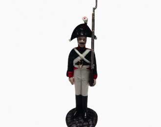 Фигурка Мушкетер Тенгинского мушкетерского полка, 1802-1803