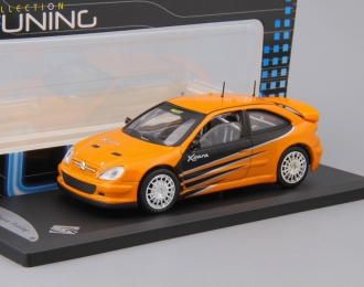 CITROEN Xsara Tuning, orange / black