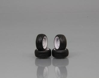 Комплект колес #71 Разварки ВАЗ-2108