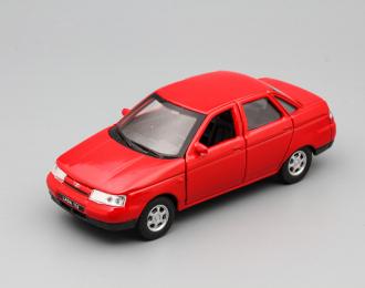Волжский автомобиль 2110, красный