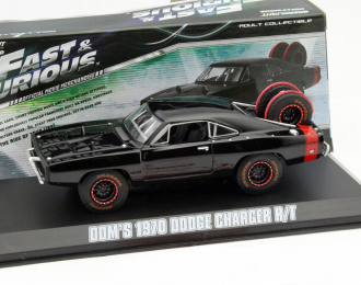 "DODGE Charger R/T 4x4 Off-Road Version 1970 ""Fast & Furious 7"" (из к/ф ""Форсаж VII"")"